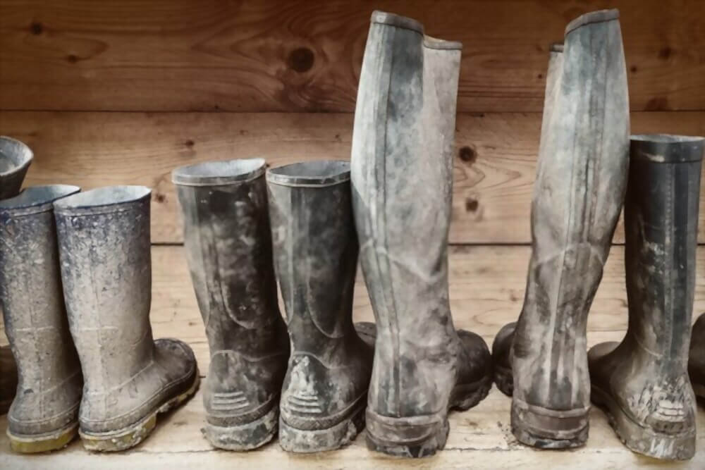 What Are Rubber Boots Used for