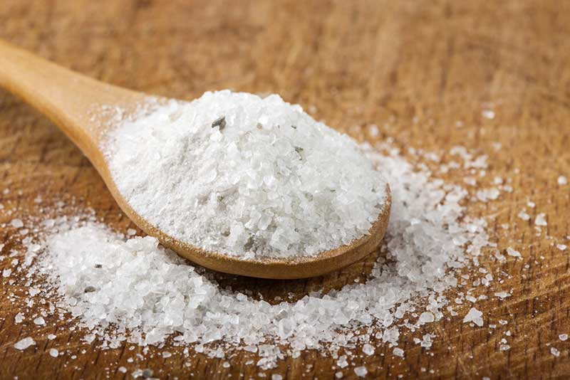 Epsom Salt for corns removal