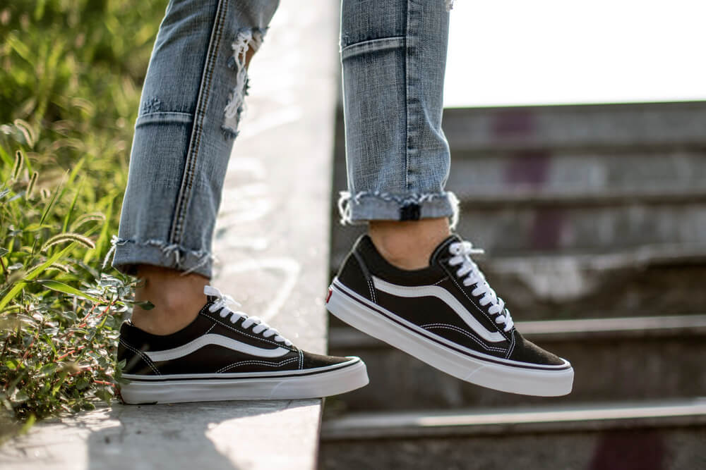 Are Vans Good For Running
